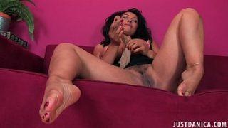 Danica Collins femdom foot fetish rapidshare