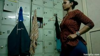 Changing room videos XXX in India