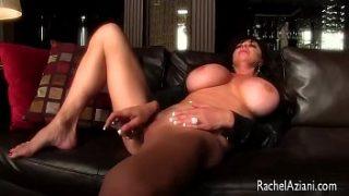 Free porn Rachel Aziani masturbation vids